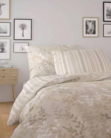Kvalitex Bavlnené obliečky Nordic Astrid, 140 x 200 cm, 70 x 90 cm