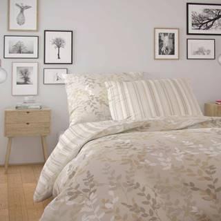 Kvalitex Bavlnené obliečky Nordic Astrid, 140 x 220 cm, 70 x 90 cm