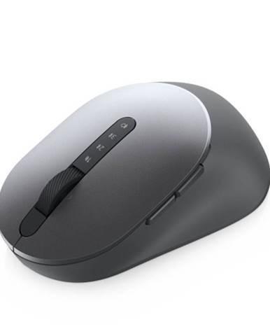 Bezdrôtová myš Dell MS5320W, titánovo šedá POUŽITÉ, NEOPOTREBOVAN + Zdarma podložka Olpran