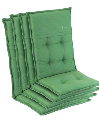 Blumfeldt Coburg, čalúnenie, čalúnenie na kreslo, vysoké operadlo, záhradná stolička, polyester, 53x117x9cm