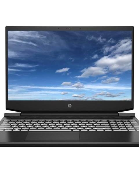 HP Notebook HP Pavilion Gaming 15-ec1005nc čierny