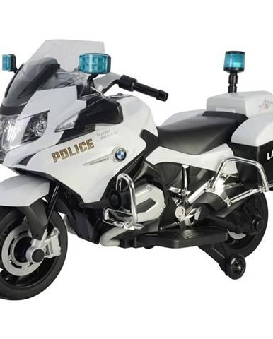Elektrická motorka Buddy Toys BEC 6021  biely