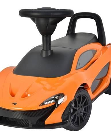 Odrážadlo plastové Buddy Toys BPC 5144  oranžov
