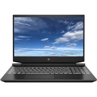 Notebook HP Pavilion Gaming 15-ec1005nc čierny