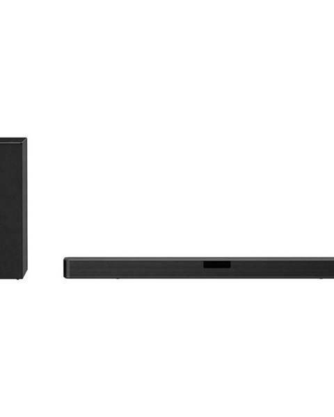 LG Soundbar LG SN5Y čierny