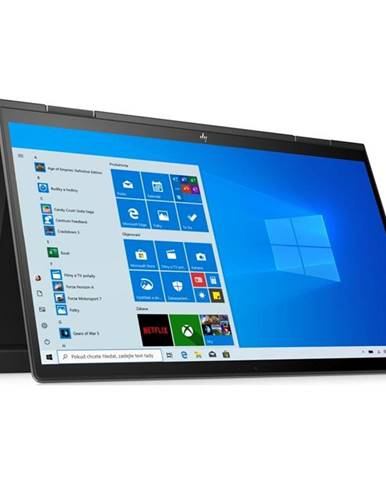 Notebook HP Envy x360 13-ay0001nc čierny
