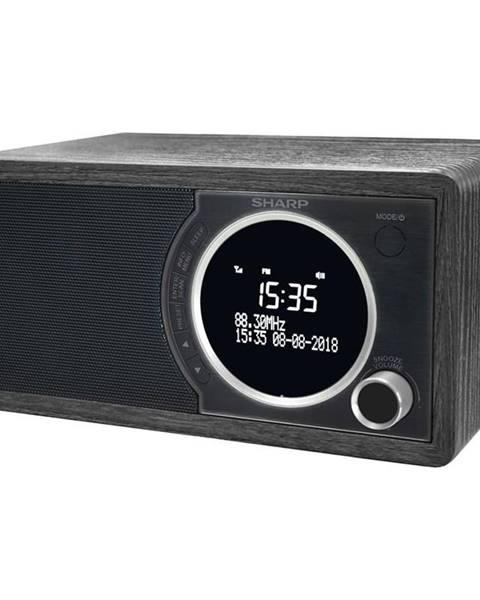Sharp Rádioprijímač s DAB+ Sharp DR-450BK čierny