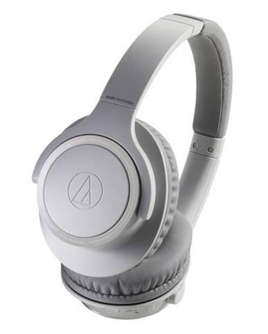Slúchadlá Audio-technica ATH-Sr30btgy sivá