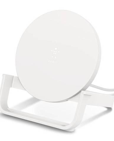 Bezdrôtová nabíjačka Belkin Boost Up 10W Qi, stojánek biela