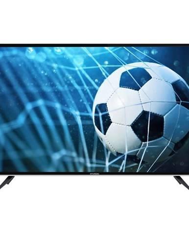 Televízor Hyundai ULW 50TS643 Smart čierna