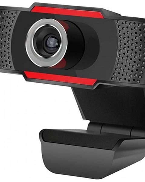 PLATINET Webkamera Platinet 480p čierna