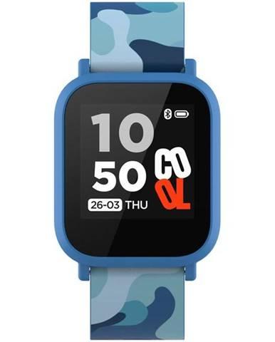 Inteligentné hodinky Canyon My Dino KW-33 - dětské modrý