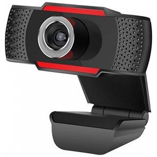 Webkamera Platinet 480p čierna