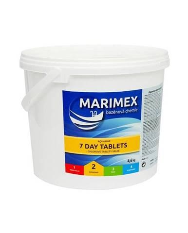 Bazénová chémia  Marimex 7D Tabs_7 Denní tablety 4,6 kg