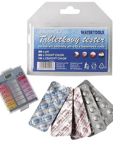 Tester  Marimex  pH a Cl tabletov