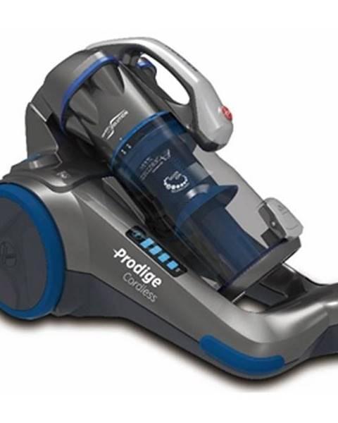 Hoover Podlahový vysávač Hoover Prodige Prc18li011 sivý/modr