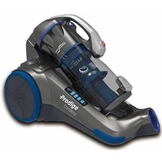 Podlahový vysávač Hoover Prodige Prc18li011 sivý/modr