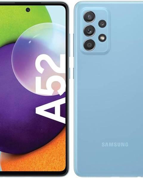 Samsung Mobilný telefón Samsung Galaxy A52 128 GB modrý