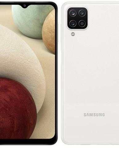 Mobilný telefón Samsung Galaxy A12 32 GB biely