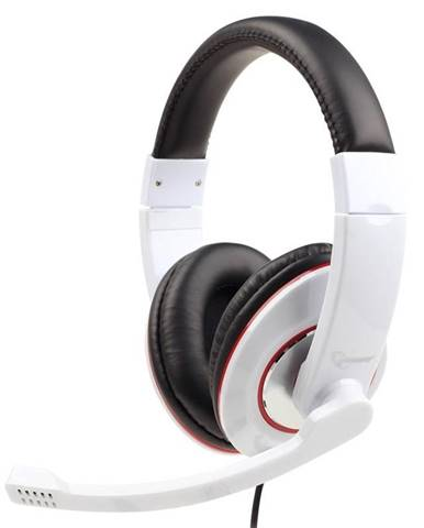 Headset  Gembird MHS-001 Gaming biely