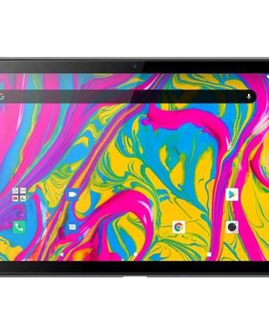 Tablet  Umax VisionBook 10C Pro LTE + Keyboard Case sivý