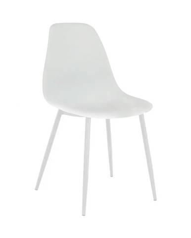 Stolička biela SINTIA
