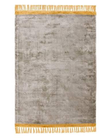 Sivo-žltý koberec Asiatic Carpets Elgin, 160 x 230 cm