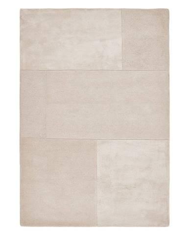 Svetlokrémový koberec Asiatic Carpets Tate Tonal Textures, 120 x 170 cm