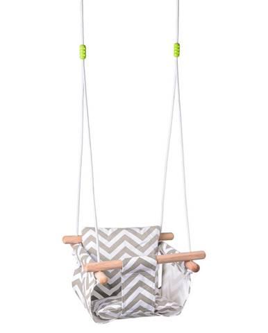 Woody Hojdačka pre bábätko textilná