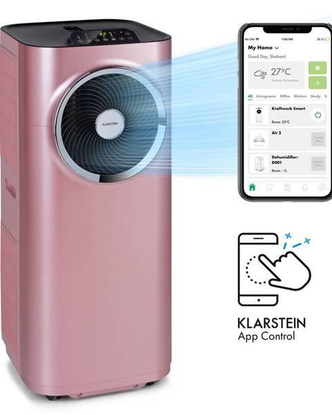 Klarstein Klarstein Kraftwerk Smart 10K, klimatizácia, 3 v 1, 10000 BTU, ovládanie cez aplikáciu, diaľkový ovládač