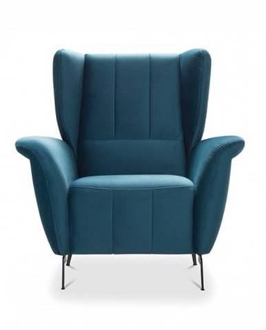 Kreslo Bifi modrá