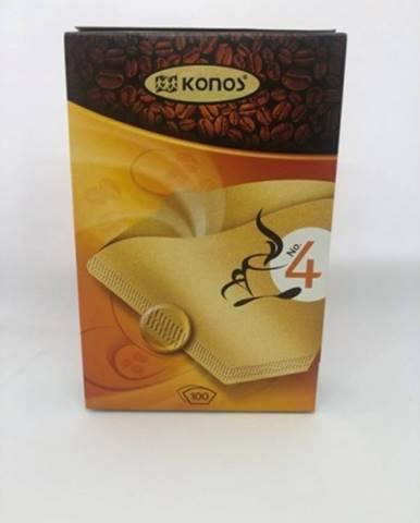 Filtre do kávovaru Jolly K4, veľkosť 4