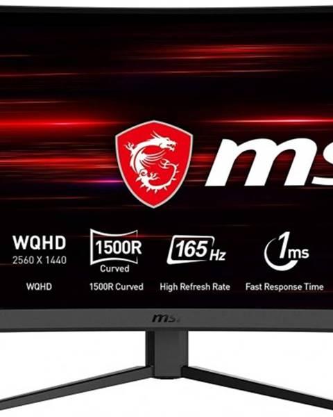 "MSI Herný monitor MSI Optix G27CQ4, 27"", zakrivený"