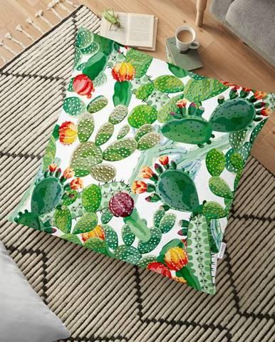 Obliečka na vankúš s prímesou bavlny Minimalist Cushion Covers Cactus, 70 x 70 cm