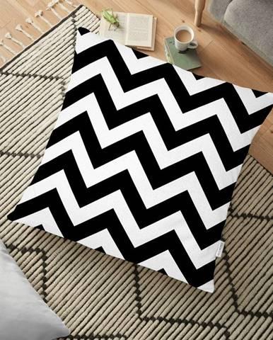 Obliečka na vankúš s prímesou bavlny Minimalist Cushion Covers Scribble, 70 x 70 cm
