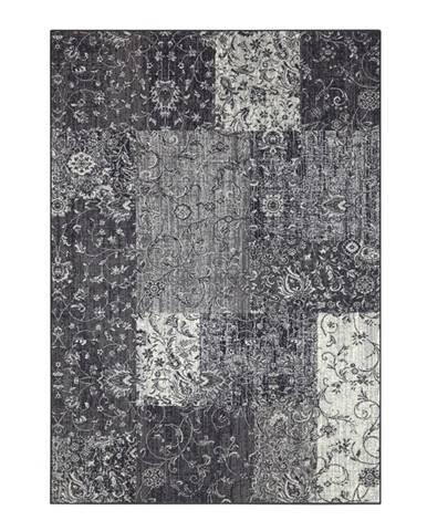 Sivý koberec Hansa Home Celebration Murro, 80 x 150 cm