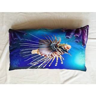 Vankúšik Harlekýn Ryba, 35 x 60 cm