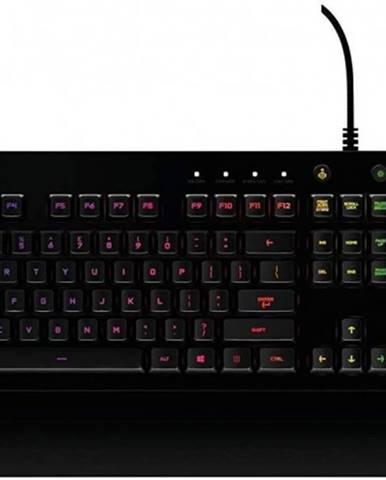 Herná klávesnica Logitech G213 Prodigy, US layout, čierna