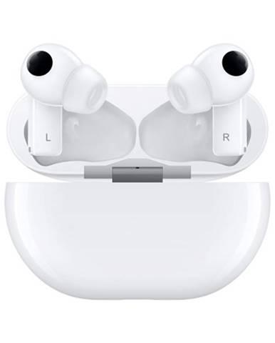 True Wireless slúchadlá Huawei FreeBuds Pro, biele
