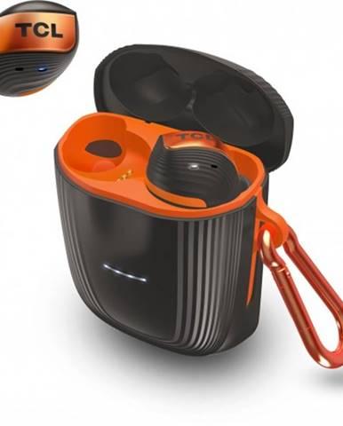 True wireless slúchadlá TCL ACTV500TWS čierno-oranžové ROZBALENÉ