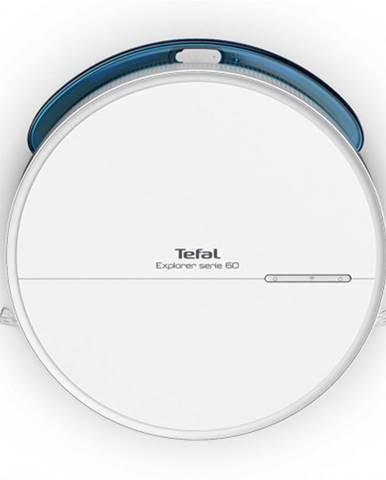 Robotický vysávač Tefal Explorer Serie 60 Allergy RG7447WH ROZBAL