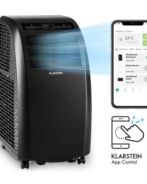 Klarstein Klarstein Metrobreeze Rom Smart, mobilná klimatizácia, 10000 BTU/3,0 kW, energetická trieda A, diaľkový ovládač