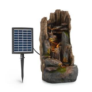 Blumfeldt Magic Tree, solárna fontána, LED osvetlenie, polyresin