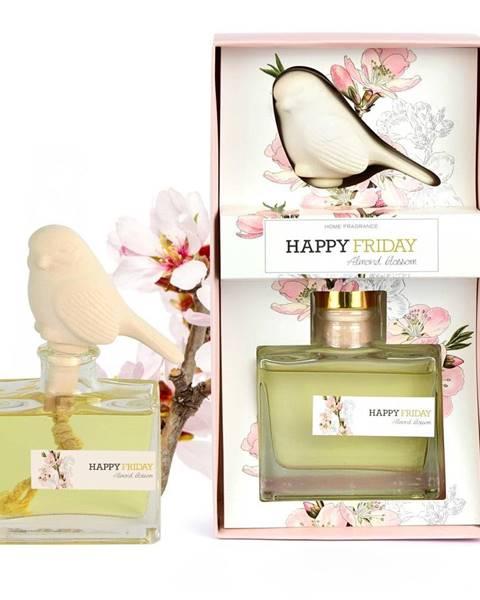 HF Living Difuzér s vôňou mandľových kvetov HF Living Fragrance, 100 ml