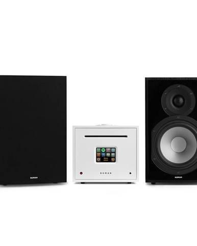 Numan Unison Reference 802 edícia – all-in-one stereo systém s reproduktormi + krytom