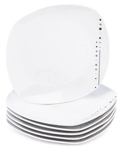 Mäser 6-dielna sada dezertných tanierov Fadilla, 19 cm
