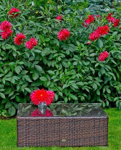 Bello G Záhradný ratanový stôl SM005