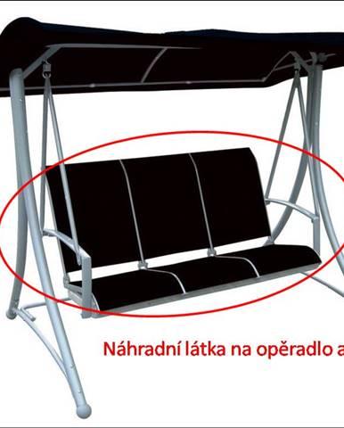 ArtRoja látka na sedák HOLLYWOOD - čierna