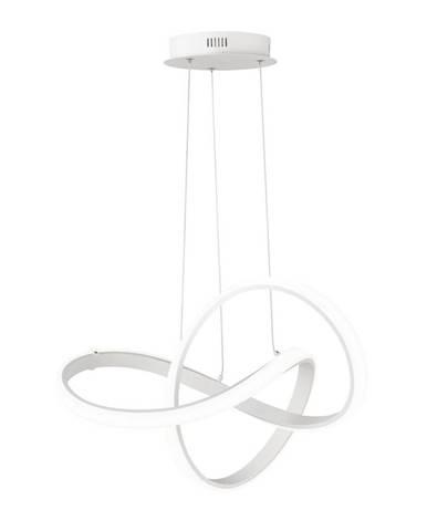 Ambiente LED ZÁVESNÁ LAMPA, 59/29 cm - biela