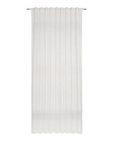 Hotový Záves Lina, 140/245cm, Biela